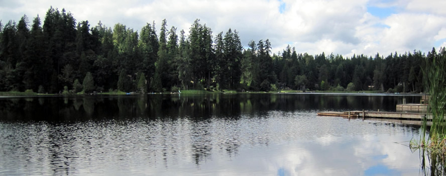 Northern Lake in Spring
