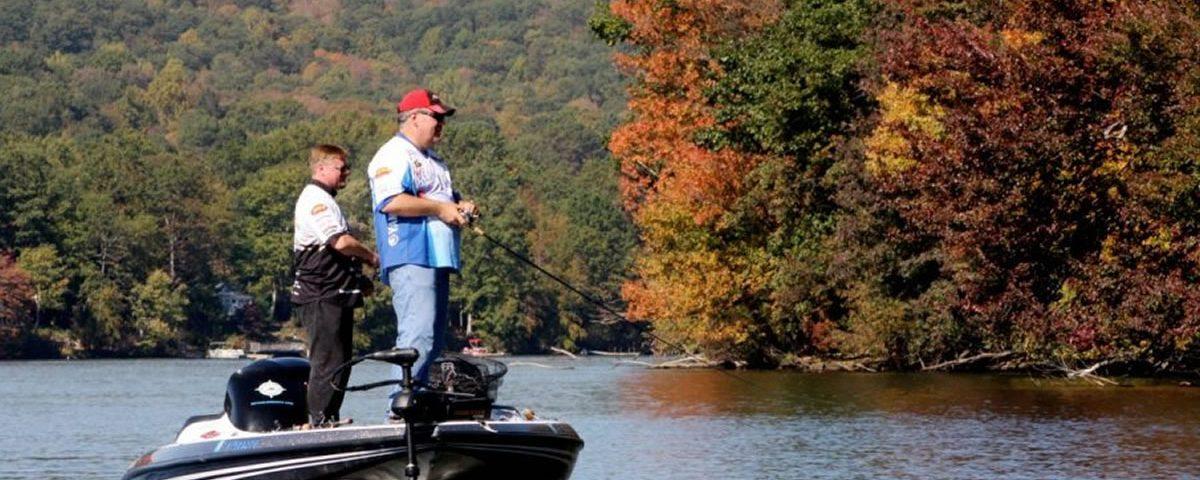 Daniel McGarry Bass Fishing