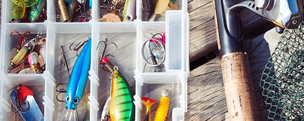 Fishing Lures Tools or Toys