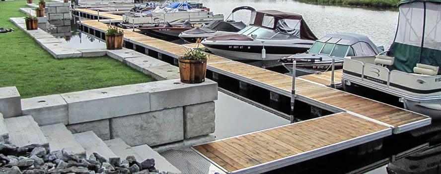 complex dock