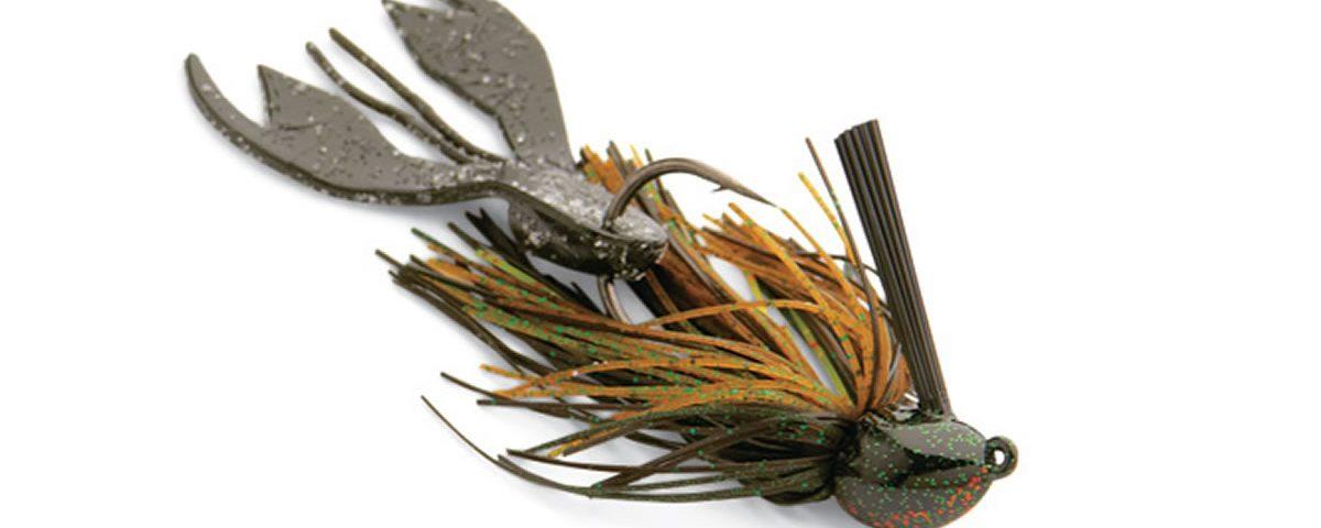 Jig N Craw Bass Fishing