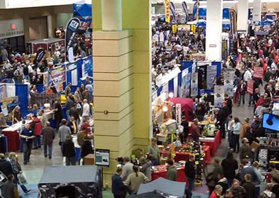 Winter Fishing Expo