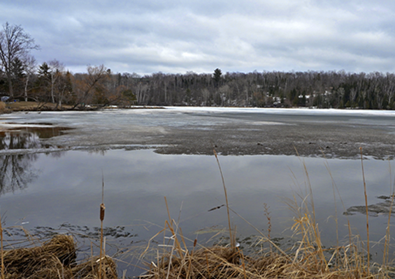Tips for Bass Fishing After Ice Out