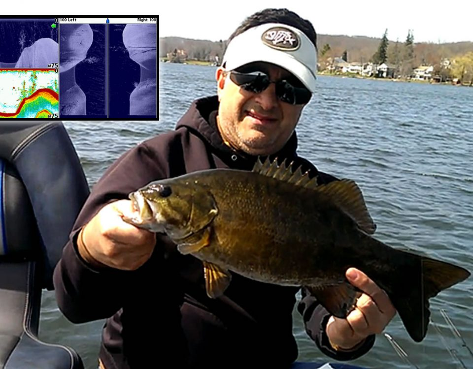 Bass Fishing Ditches