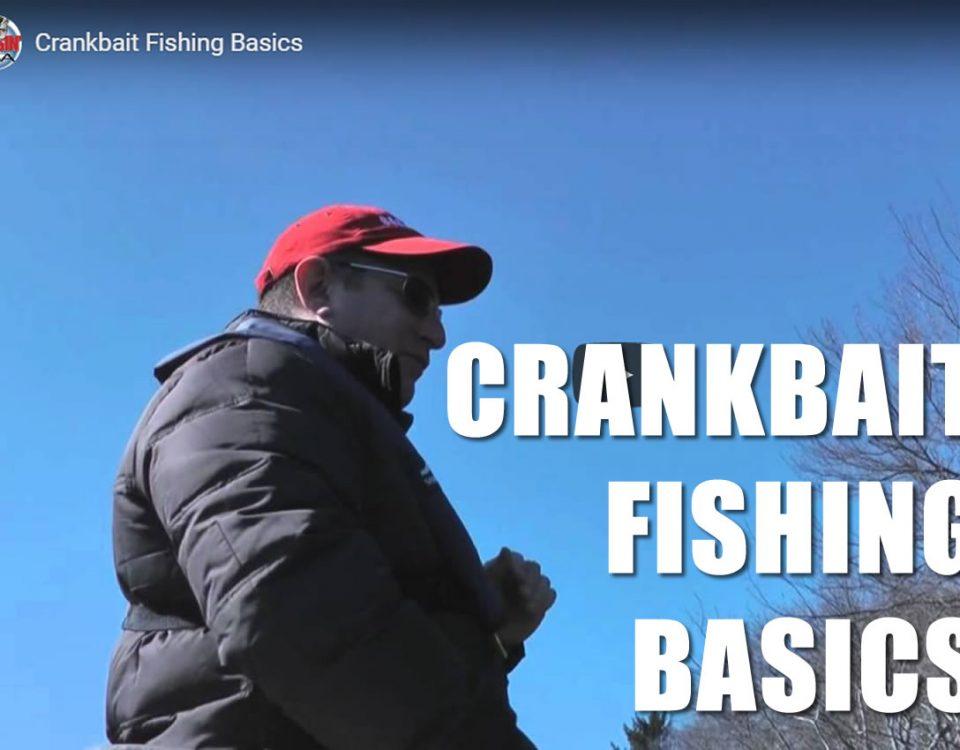 Crankbait Fishing Basics Video