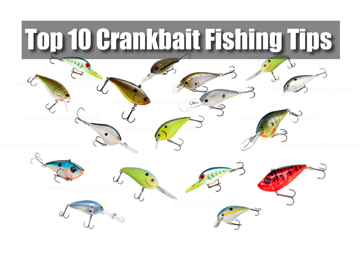 Crankbait Fishing TIps