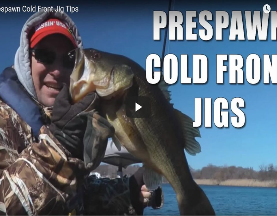 Prespawn Bass Fishing