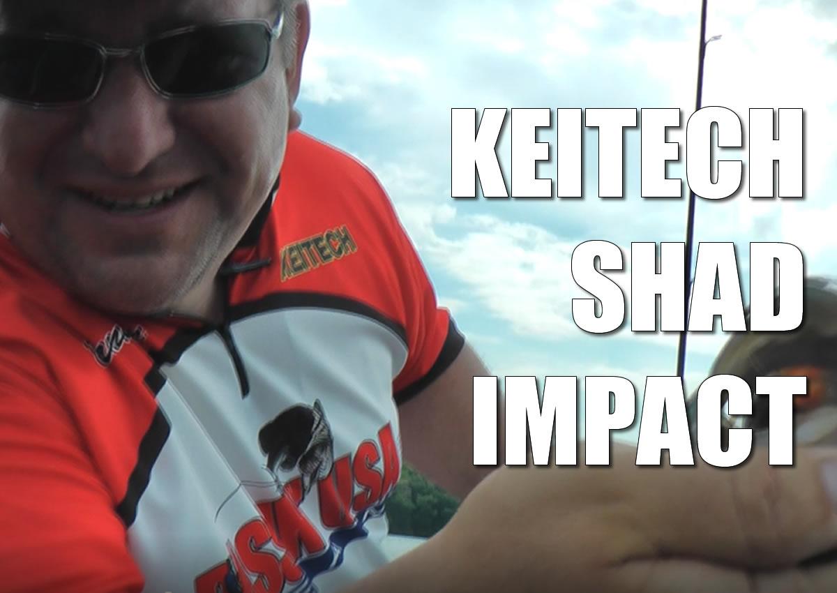 Keitech Shad Impact
